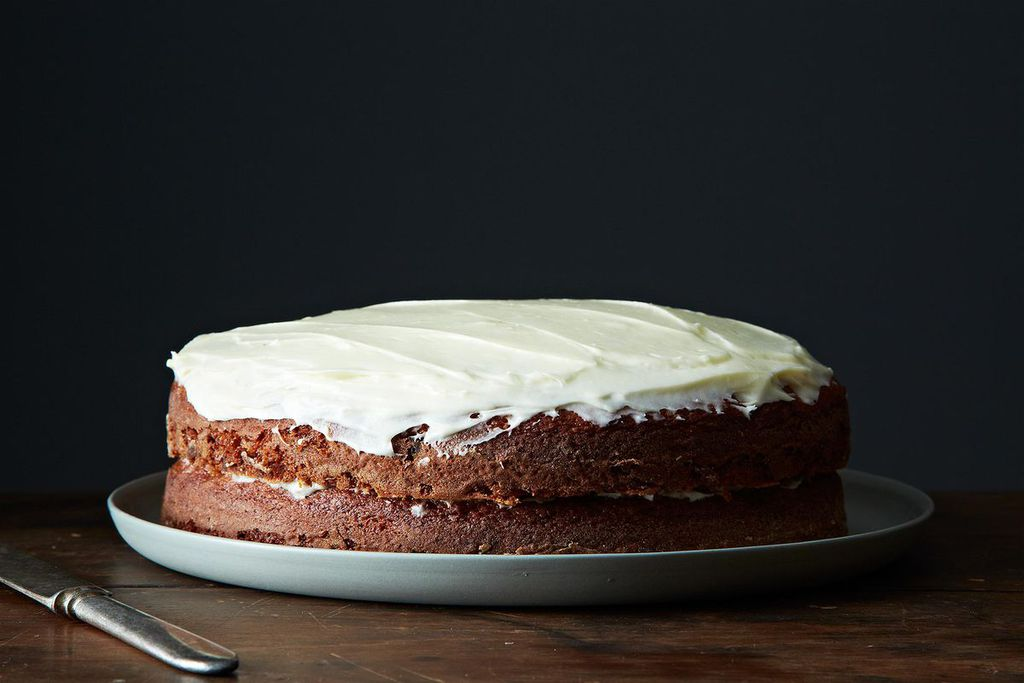 Campbell's 1949 Recipe - Tomato Soup in a Cake