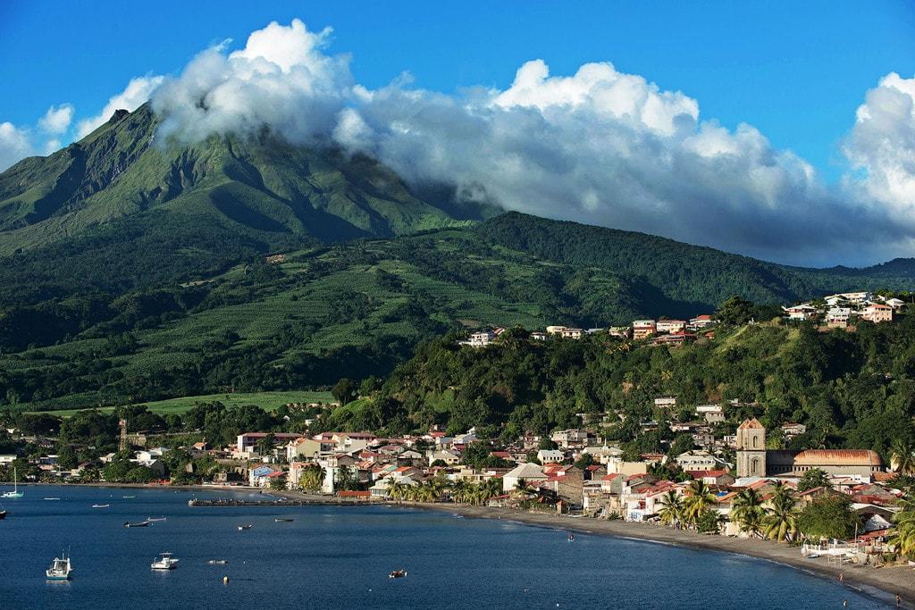 Martinique — the Home of Mont Pelée