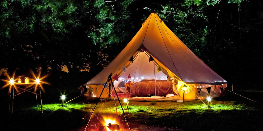 Tips of How to Turn Camping Into Glamping