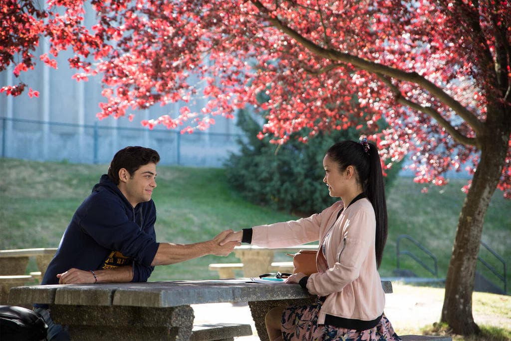 To All the Boys I've Loved Before (2018) — a Beloved Netflix Trilogy