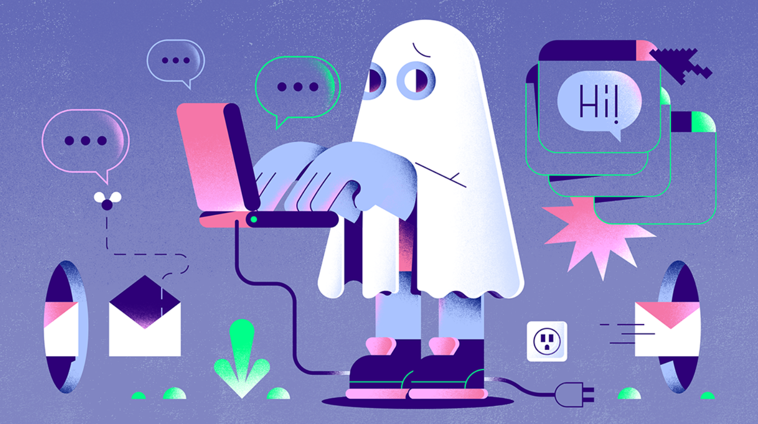 Should People Text Someone Who Has Ghosted Them to Get Closure?