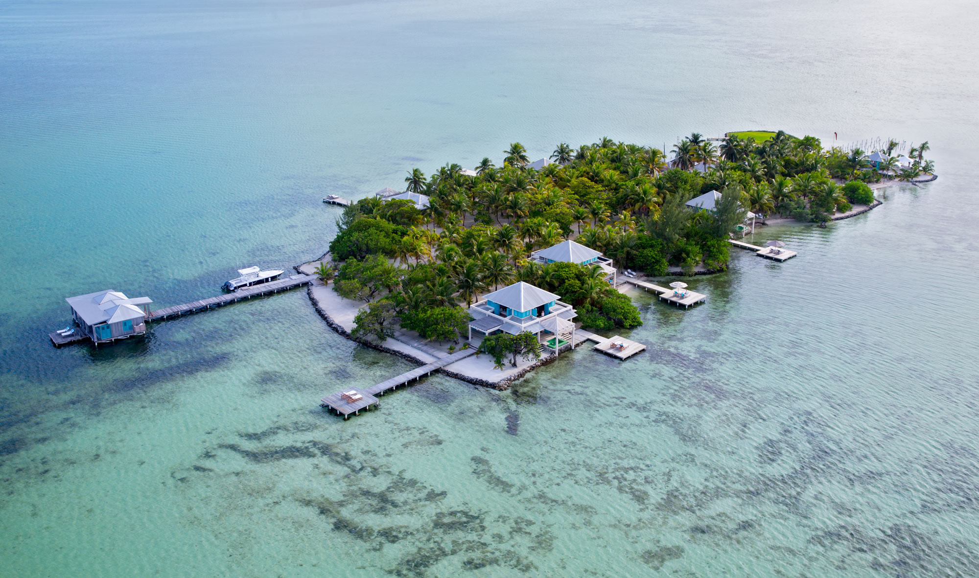 Cayo Espanto Holds the Deluxe Getaway That Many People Crave