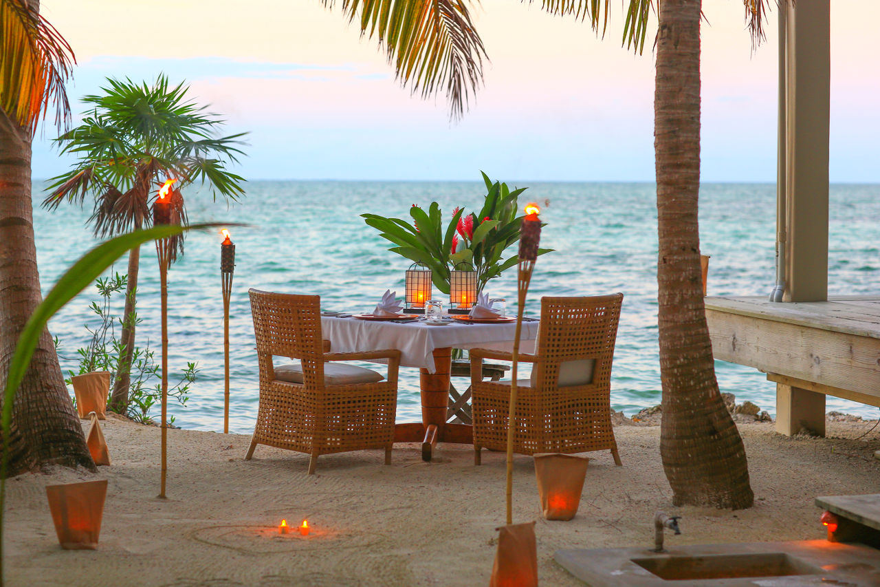 All-Inclusive Options or Rent Out Cayo Espanto!