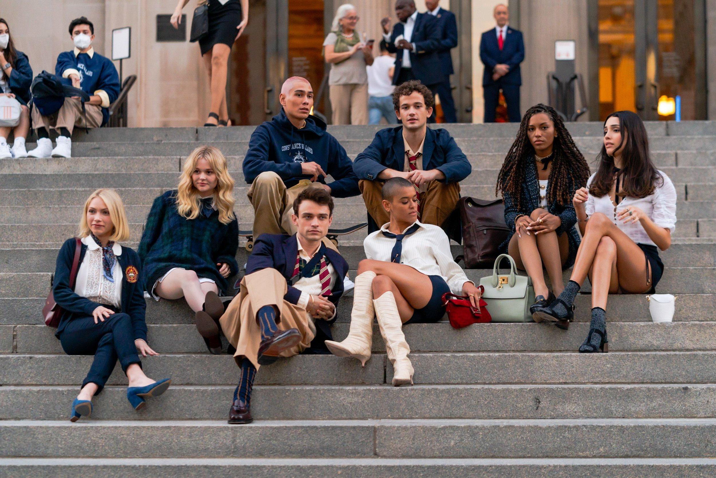 Gossip Girl Reboot Has Different Fashion Than the Original Series