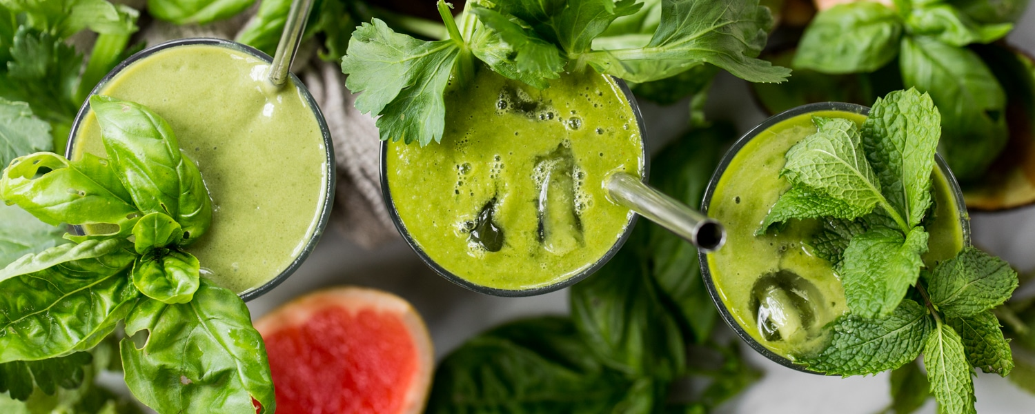 Three Ways to Make Delicious and Detoxifying Green Juice
