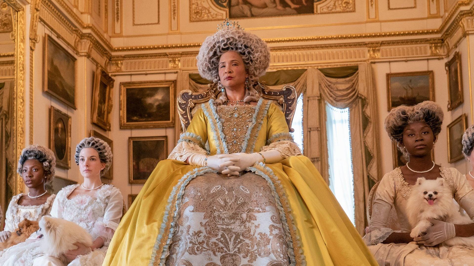 Queen Charlotte from Bridgerton