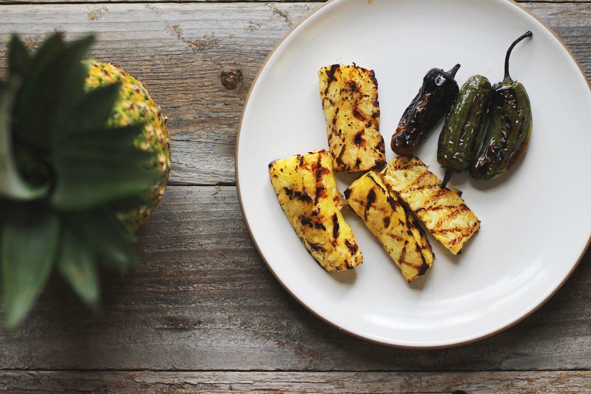 Cooking Pineapple the Brazilian Way