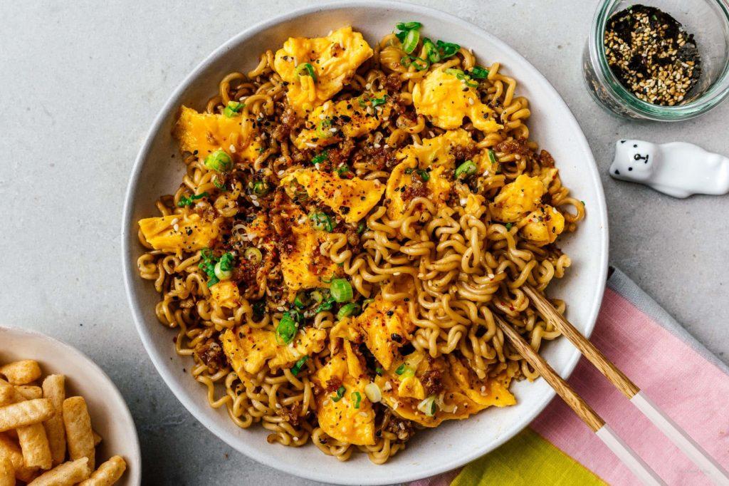 Prepare Delicious Ramen Noodles Using This Popular TikTok Recipe